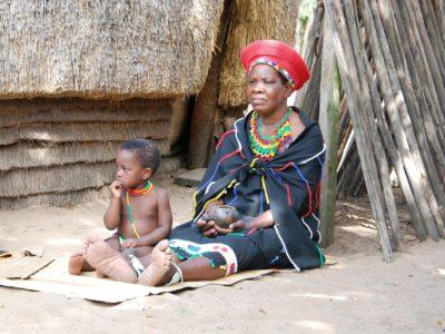 Hluhluwe, St. Lucia, Zulu Culture